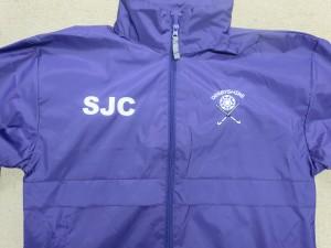 Derbyshire Hockey Jacket