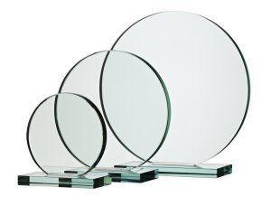 Round Plaques Awards