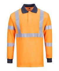 FR76 - Flame Resistant GO/RT Polo Shirt